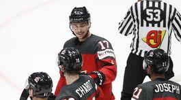 Kanadskí hokejisti