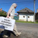 SR Bacúrov epvolby19 EÚ EP eurovoľby BBX