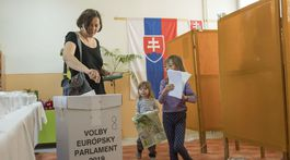 SR Pezinok epvolby19 EÚ EP eurovoľby BAX