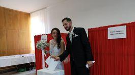 svadba drietoma eurovoľby