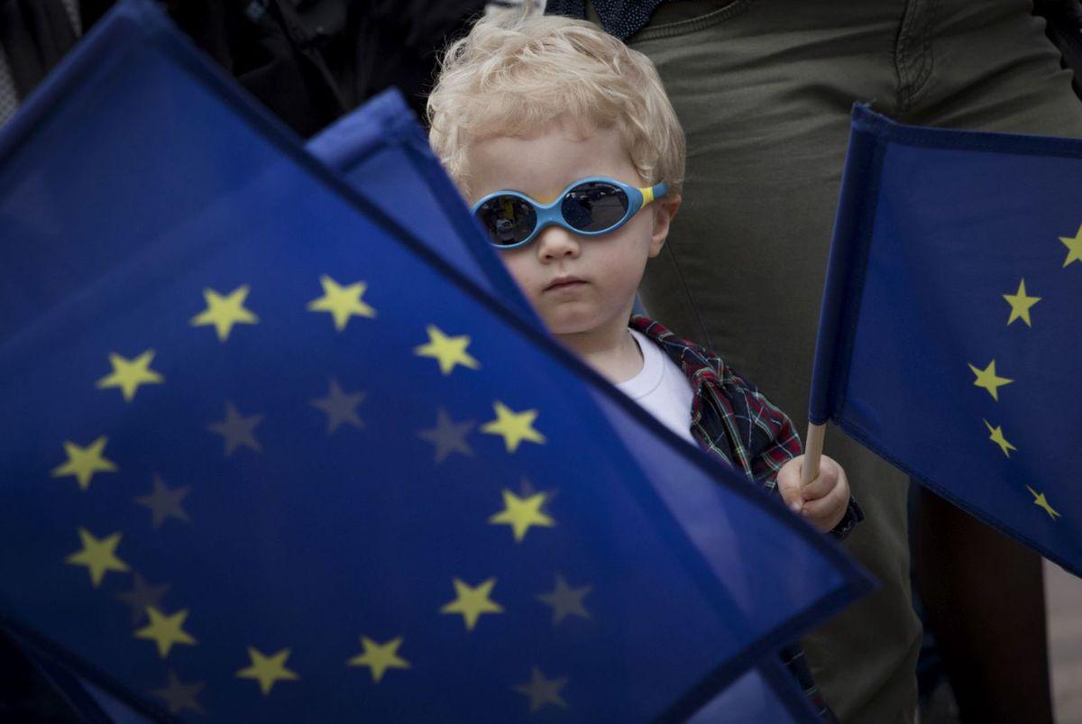 Eurovoľby v Belgicku.