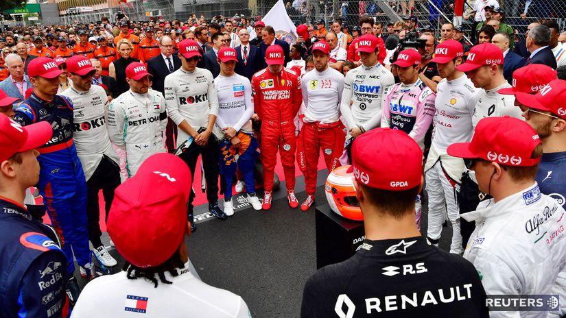 Niki Lauda, pamiatka