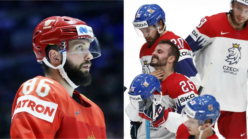 Nikita Kučerov, českí hokejisti