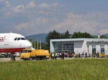 Piešťany, letisko