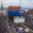 Rusi majú ďalší atómový ľadoborec, pomôže im využiť bohatstvo Arktídy