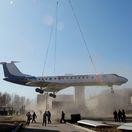 Legenda Tu-134, jediné lietadlo s oknom na toalete pristálo naposledy - v múzeu