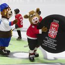 SR Bratislava MS2019 Hokej finále maskot