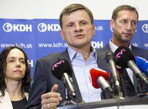 SR eurovoľby 2019 KDH Hlina, Lexmann, Majerský
