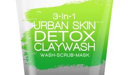 Detoxikačný ílový čistiaci krém URBAN SKIN 3 v 1 od Nivea