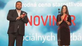 Dobré srdce, Nora Slišková, Igor Slanina