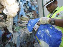 Malajzia odpad plasty