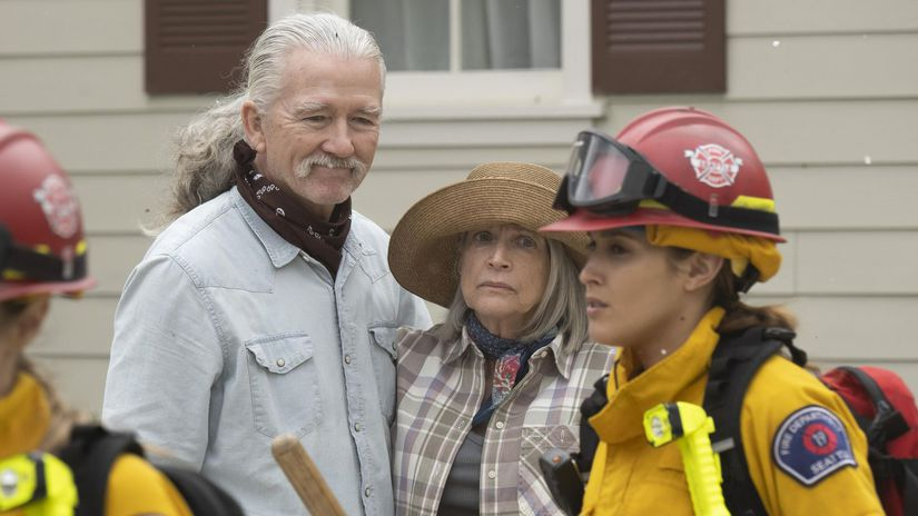 patrick duffy, station 19,