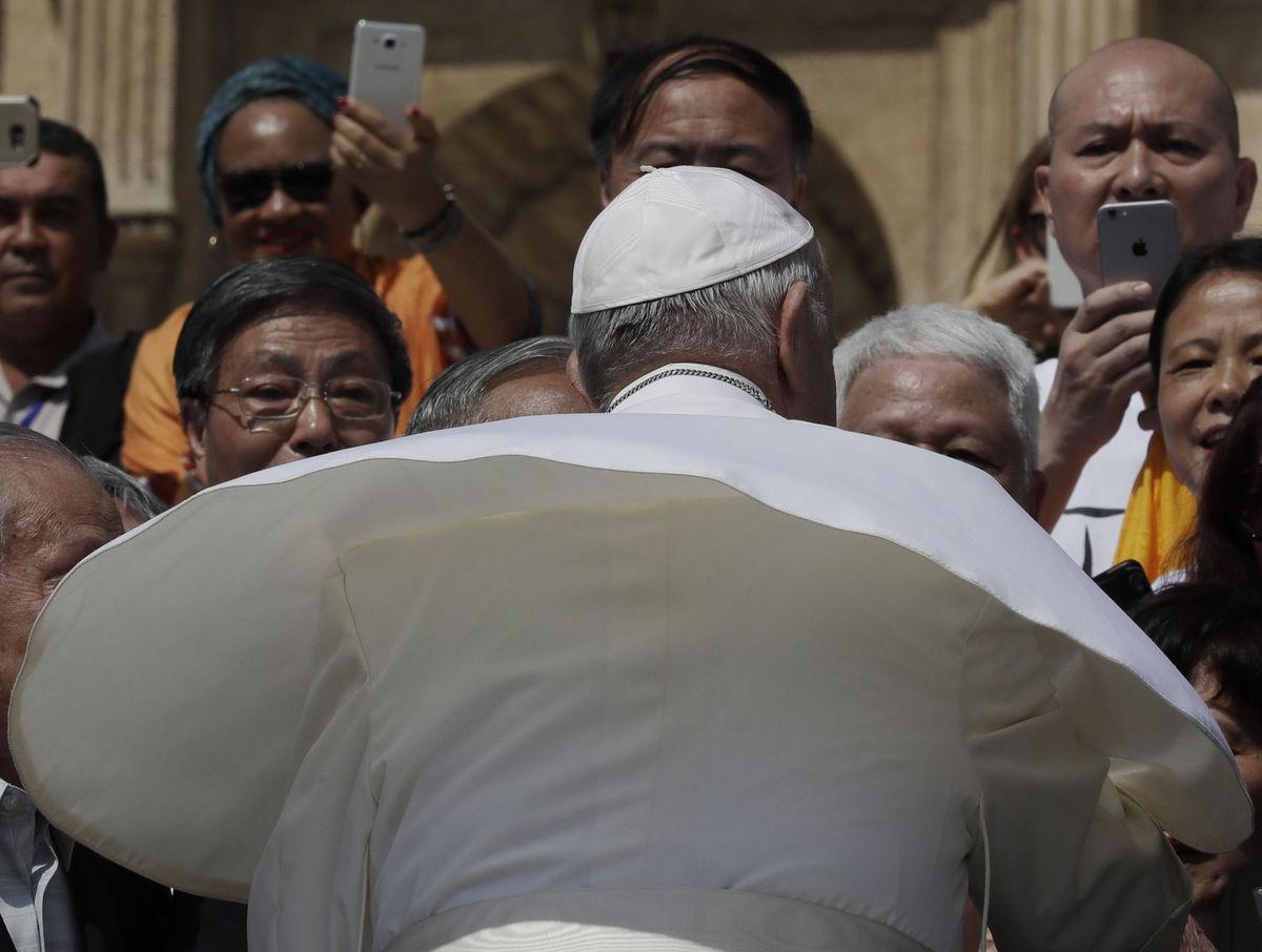Vatikán, Rím, pápež, Čína Veriaci Stretnutie