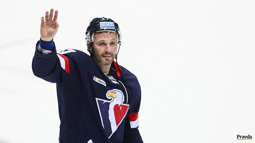 Višňovský Slovan KHL hokej