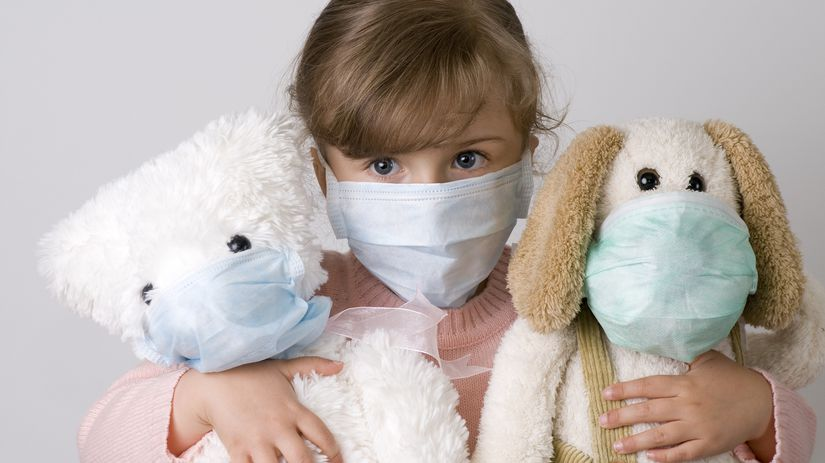 dieťa, imunita, choroba,