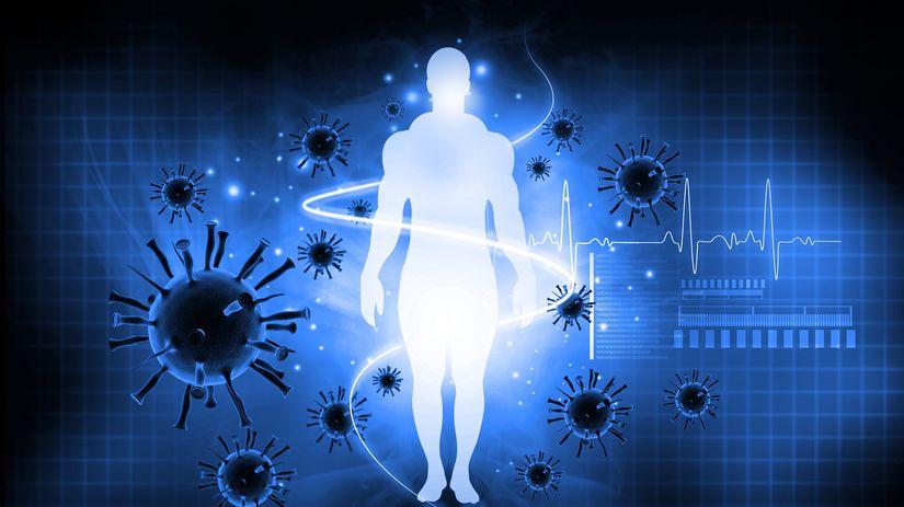 imunita, človek