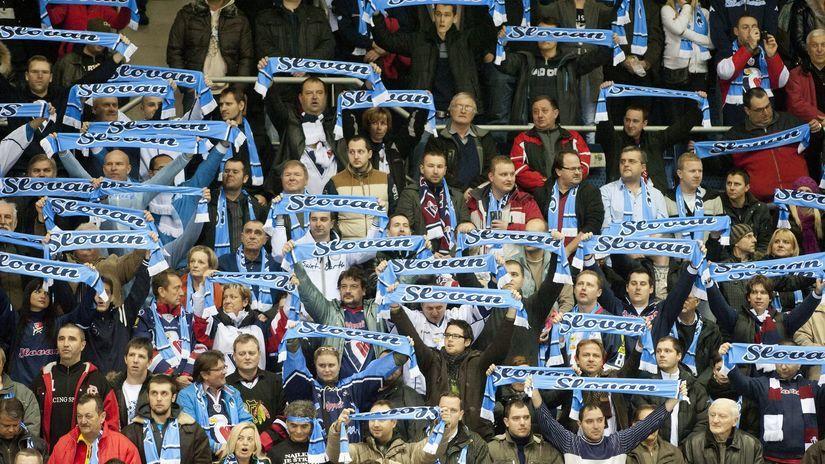 Slovan Bratislava, fanúšikovia,