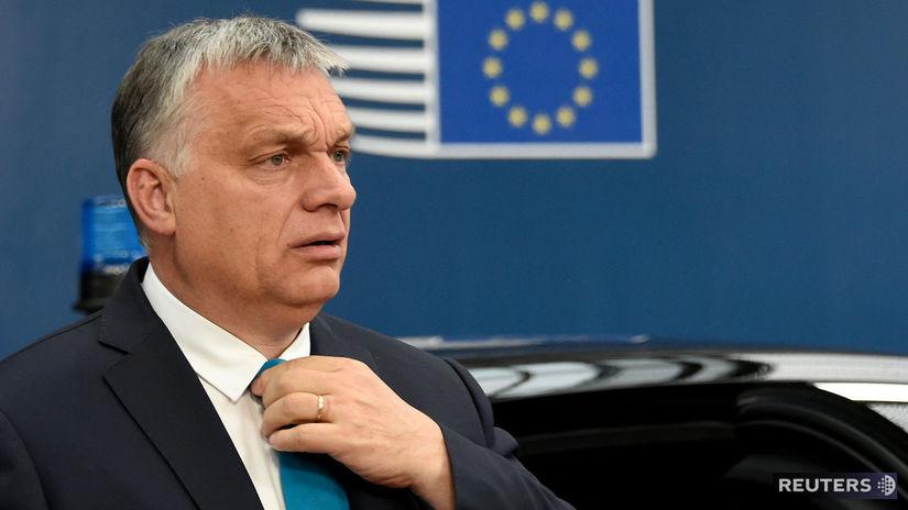 Viktor orbán, summit