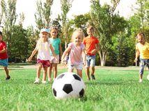 deti, pohyb, šport