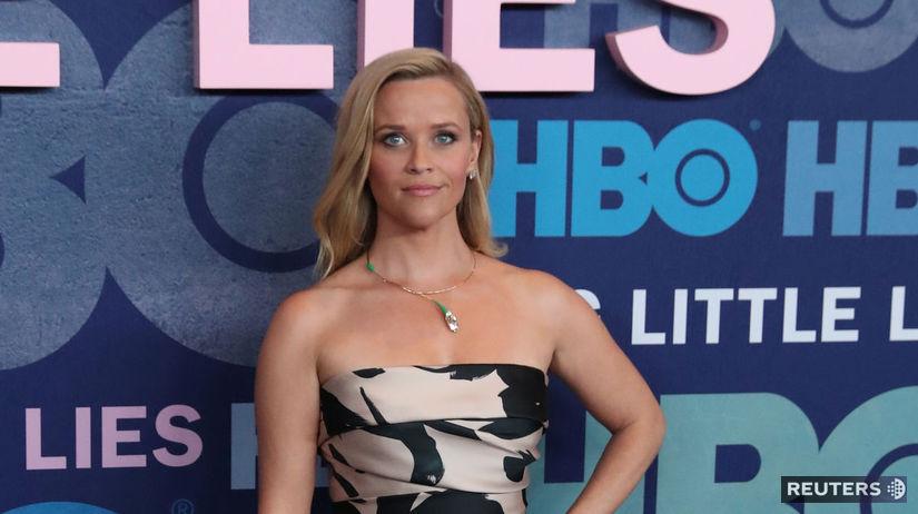 Herečka Reese Witherspoon v šatách z dielne...