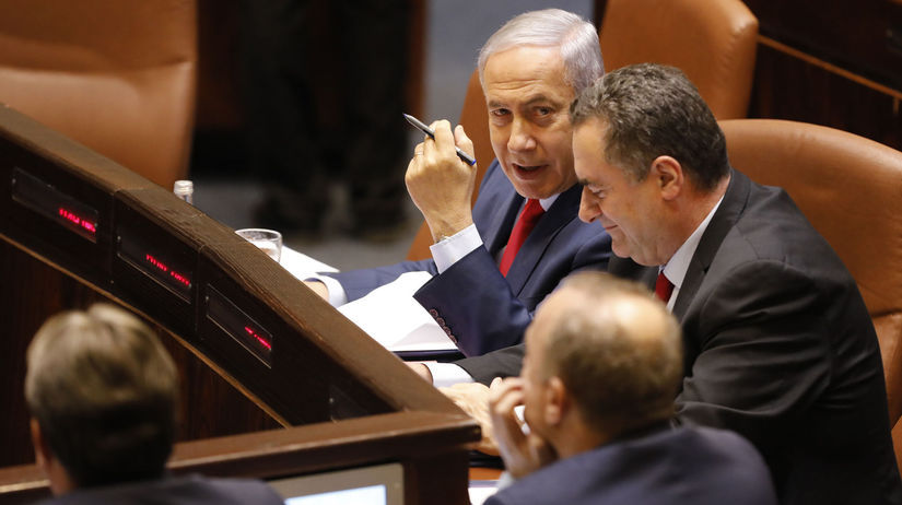 Izael / Benjamin Netanjahu /