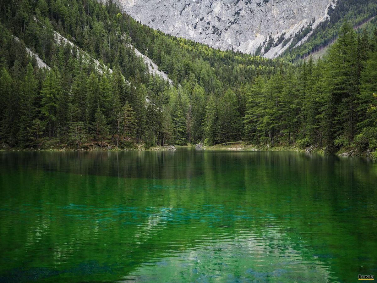 jazero, Horné Štajersko