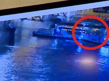 Zrážka lodí v Budapešti