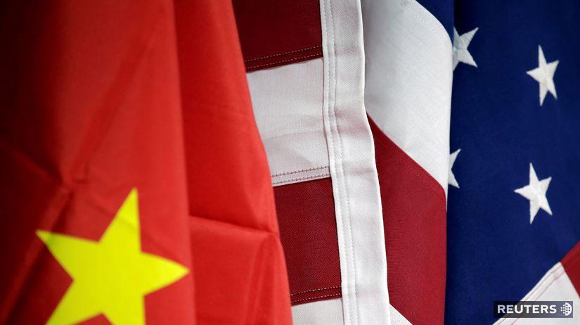 Čína / USA /