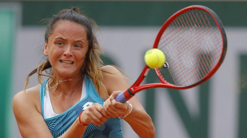 Francúzsko tenis Roland Garros Kužmová