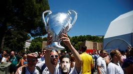 futbal LM Tottenham