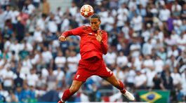Virgil futbal LM