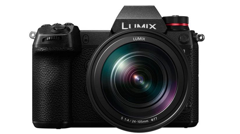 Panasonic, Lumix, S1H, 6K
