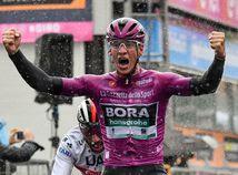 Taliansko Cyklistika Giro 5.etapa Ackermann