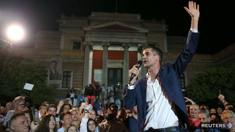 Grécko / voľby /