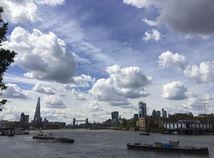 Londýn, Temža, Británia, Tower Bridge, rieka, loď