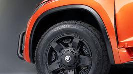Škoda Mountiaq - študentský projekt 2019
