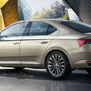 Škoda Octavia - 2020 ilustrácia