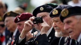 D-Day, veteráni