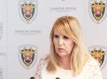 prezidentka Finančnej správy Lenka Wittenbergerová