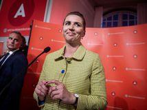 dánsko, Mette Frederiksen, voľby