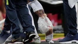 Neymar, zranenie