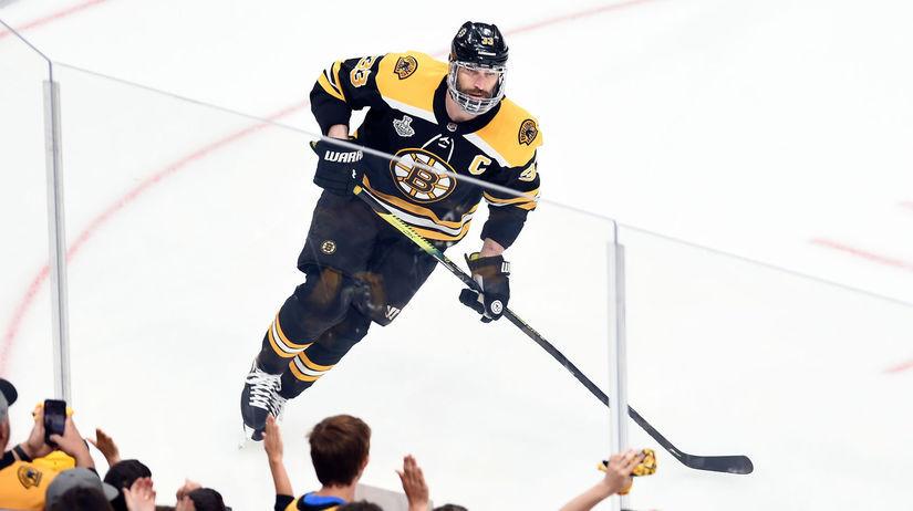 chára hokej NHL