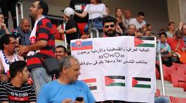 Jordánsko, fanúšikovia