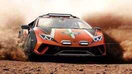 Lamborghini Huracán Steratto Concept - 2019