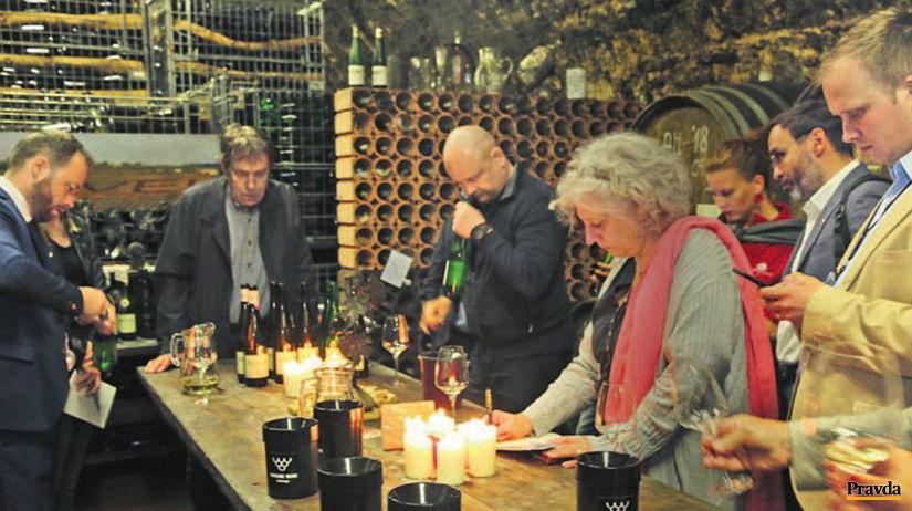 Danubia Wine Challenge, víno