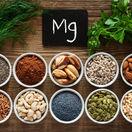 magnézium, horčík, orechy, semená