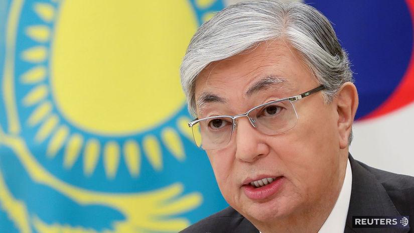 Kasym-Žomart Tokajev, kazachstan, nursultan
