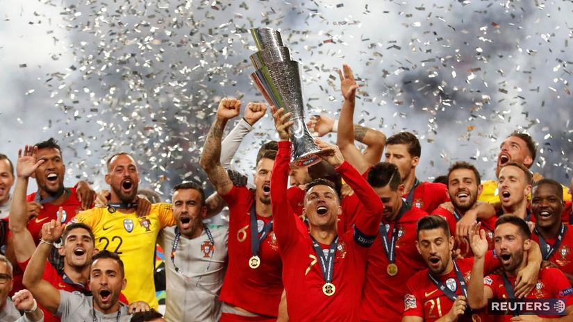 Portugalskí futbalisti, radosť