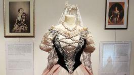 Šaty cisárovnej Sisi