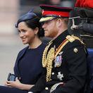 Vojvodkyňa Meghan zo Sussexu a jej manžel - princ Harry